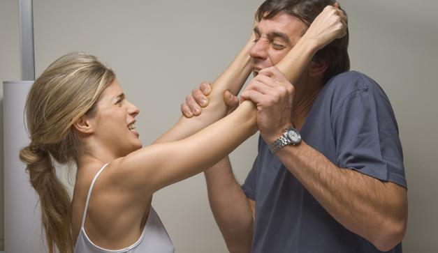 divorcio violencia